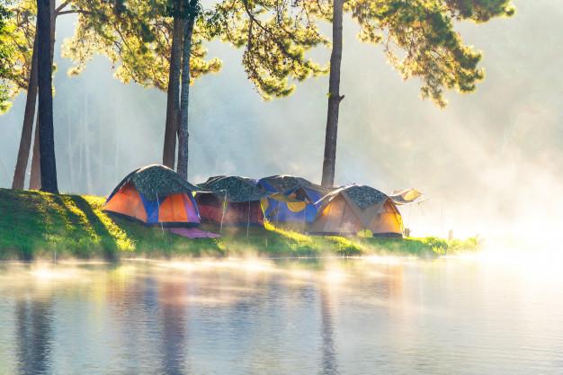 Çadır Kampı Turu - Kahve
