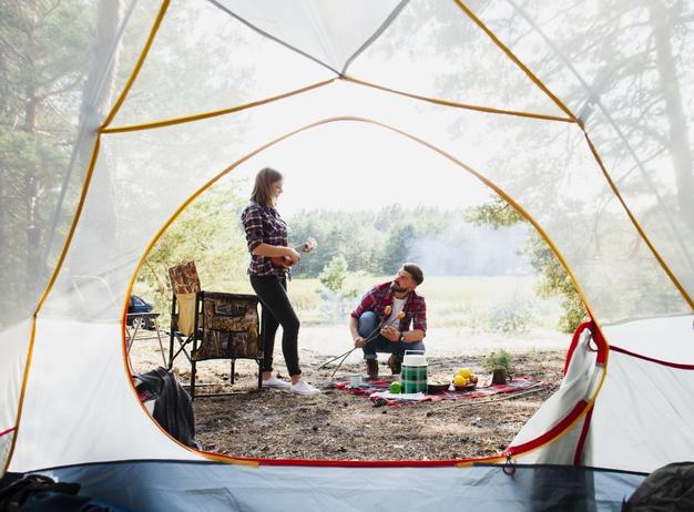 Güzel bir kamp