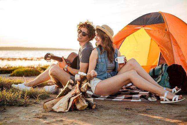 Kamp turu, Akdeniz yaz gençlik kampı