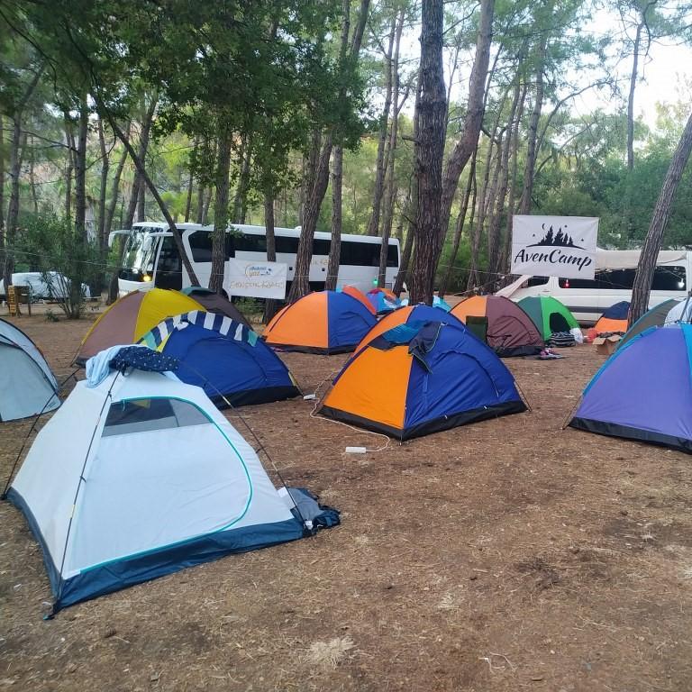 kamp turumuz kamp tatili çadırlı kamp turu