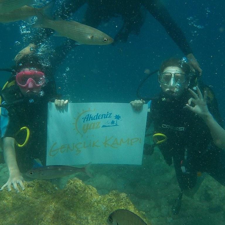 2021 Ege Akdeniz Çadırlı Kamp Turları